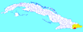 Caimanera (Cuban municipal map).png