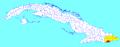Caimanera (Cuban municipal map).png
