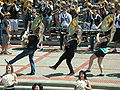 Cal Band at Cal Day 2010 spirit rally 12.JPG