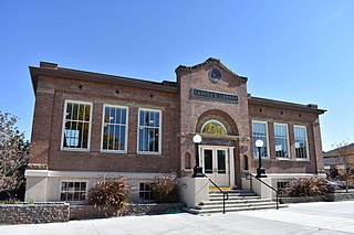 Caldwell Carnegie Library (Caldwell, Idaho) United States historic place