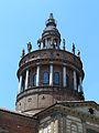 Camagna Monferrato-chiesa sant'eusebio-cupola.jpg