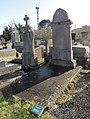 Cambrai - Cimetière de la Porte Notre-Dame, sépulture remarquable n° 30, Joseph Cotteau, fit fonction de maire (01).JPG