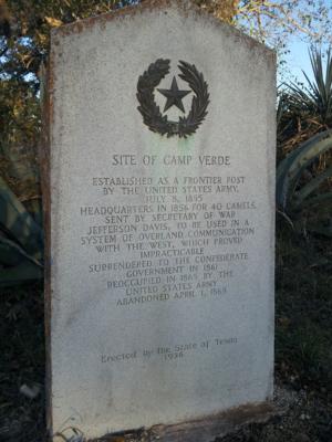 Old Camp Verde - Image: Camp Verde 2