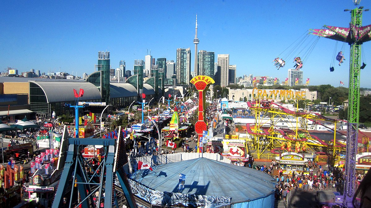 Canadian National Exhibition Wikipedia