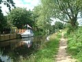 Canal and Towpath, Solihull Lodge - geograph.org.uk - 517813.jpg