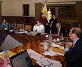 Canciller Patiño asiste a Taller de diplomáticos ecuatorianos en misiones de latinoamérica y el caribe (4708963511).jpg