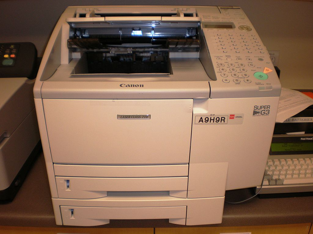 wiki fax machine
