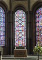 Canterbury Cathedral stained glass window and altar 02.JPG