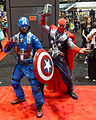 Captain America and Spider Thor? C2E2 2014 (14254757313).jpg