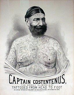 Captain Costentenus