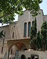 Caputxins Sarrià - Façana església.jpg