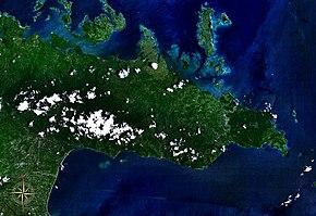 Caramoan Peninsula NASA.jpg