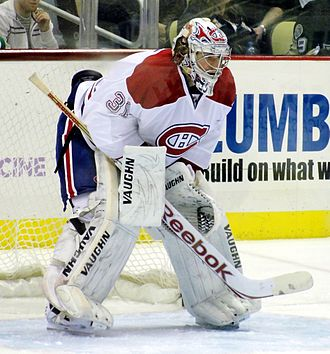 Carey Price - Price during the 2010–11 season.