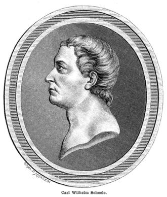 Carl Wilhelm Scheele - Carl Scheele