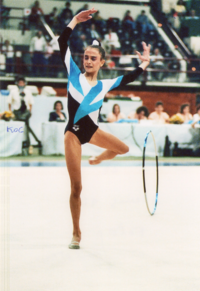 Gymnast Ksenia Dudkina: short biography and sporting achievements