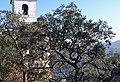 Carrasca sobre el portal de sant Josep, el Castell de Guadalest.JPG