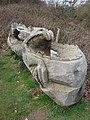 Carved dragon, Nowton Park - geograph.org.uk - 978297.jpg
