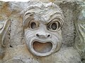 Carved theatrical mask Myra (32726489016).jpg