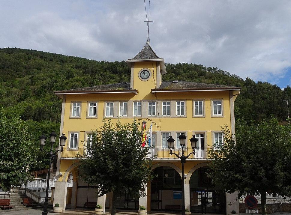 Casa concello A Pontenova, Lugo 3