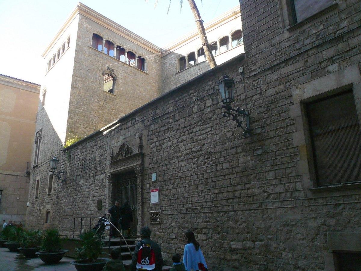 Casa de l'Ardiaca - Viquipèdia, l'enciclopèdia lliure