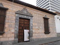 Casa Natal Del Libertador Simón Bolívar Wikipedia La Enciclopedia