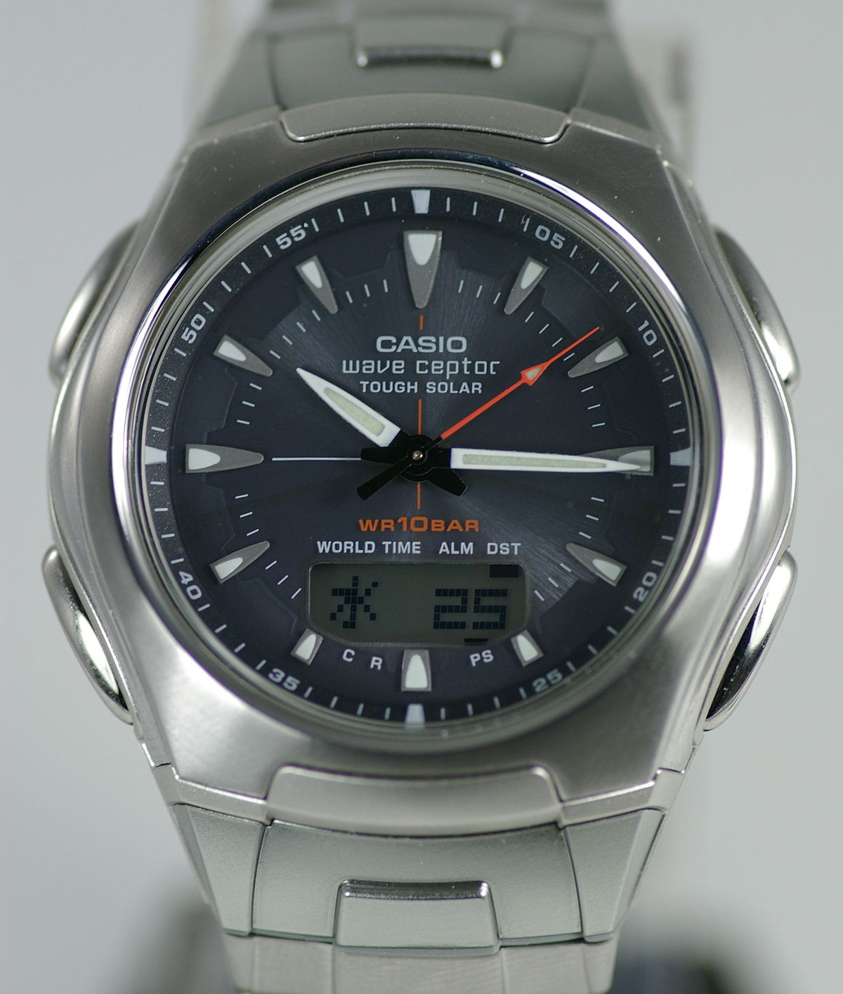casio wave ceptor wikipedia