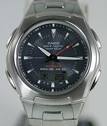 Casio Wave Ceptor Wikipedia
