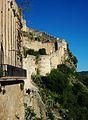 Castell de Xàtiva des de l'exterior de la porta del Socors o de Bixquert.JPG