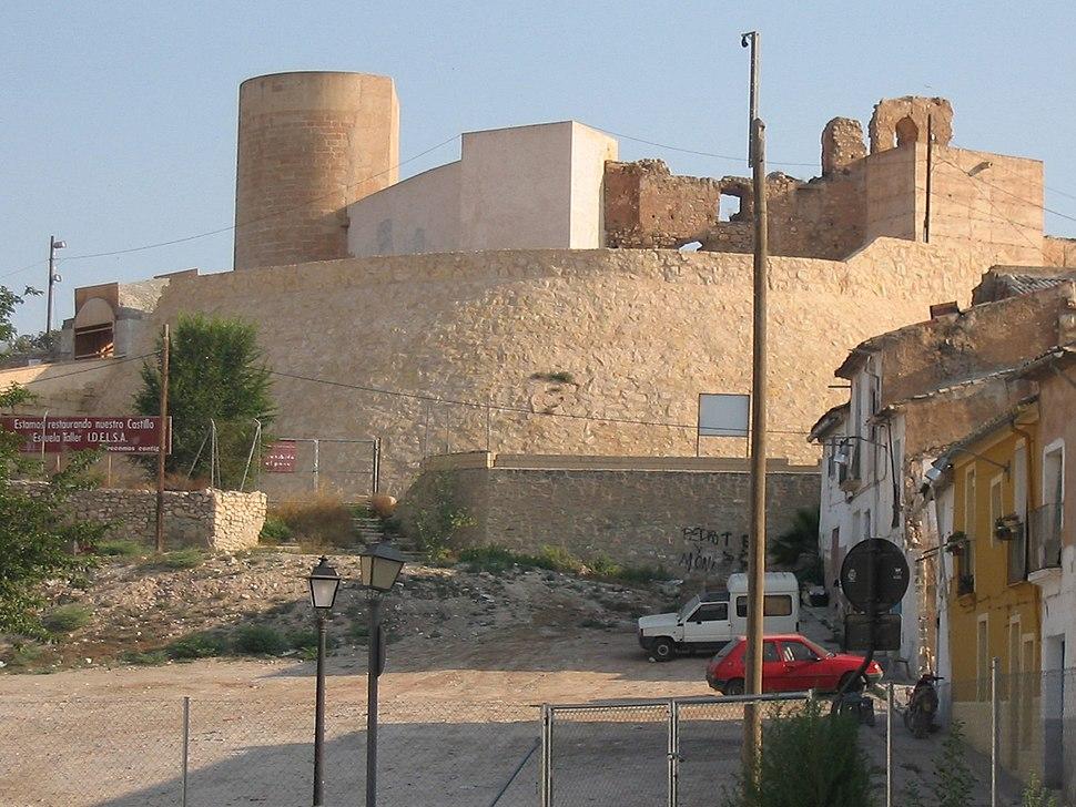 CastilloElda restauracion