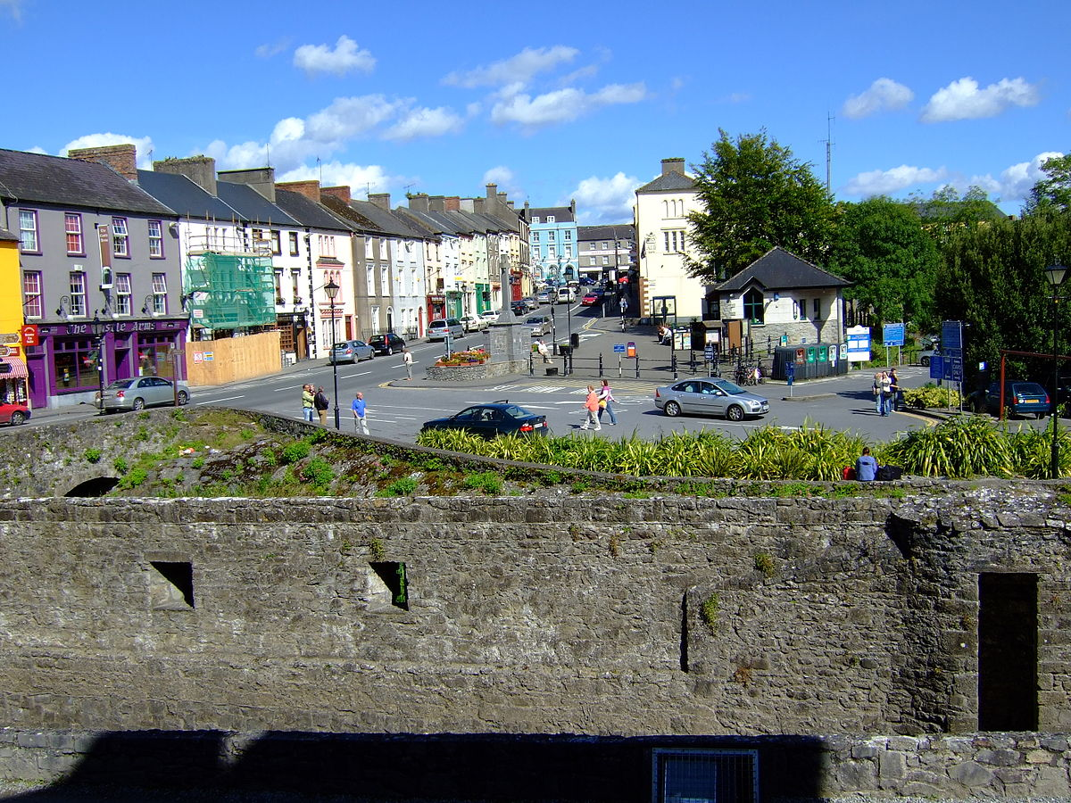 Tipperary to Cahir Castle - 4 ways to travel via train, line 55