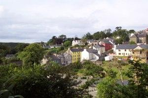 Castletownshend - Image: Castletownshend 2