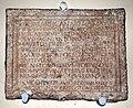 Castra Gholaia - Bu Njem, Dedikation an Mars Canapphar Augustus, AE 1979, 645.jpg