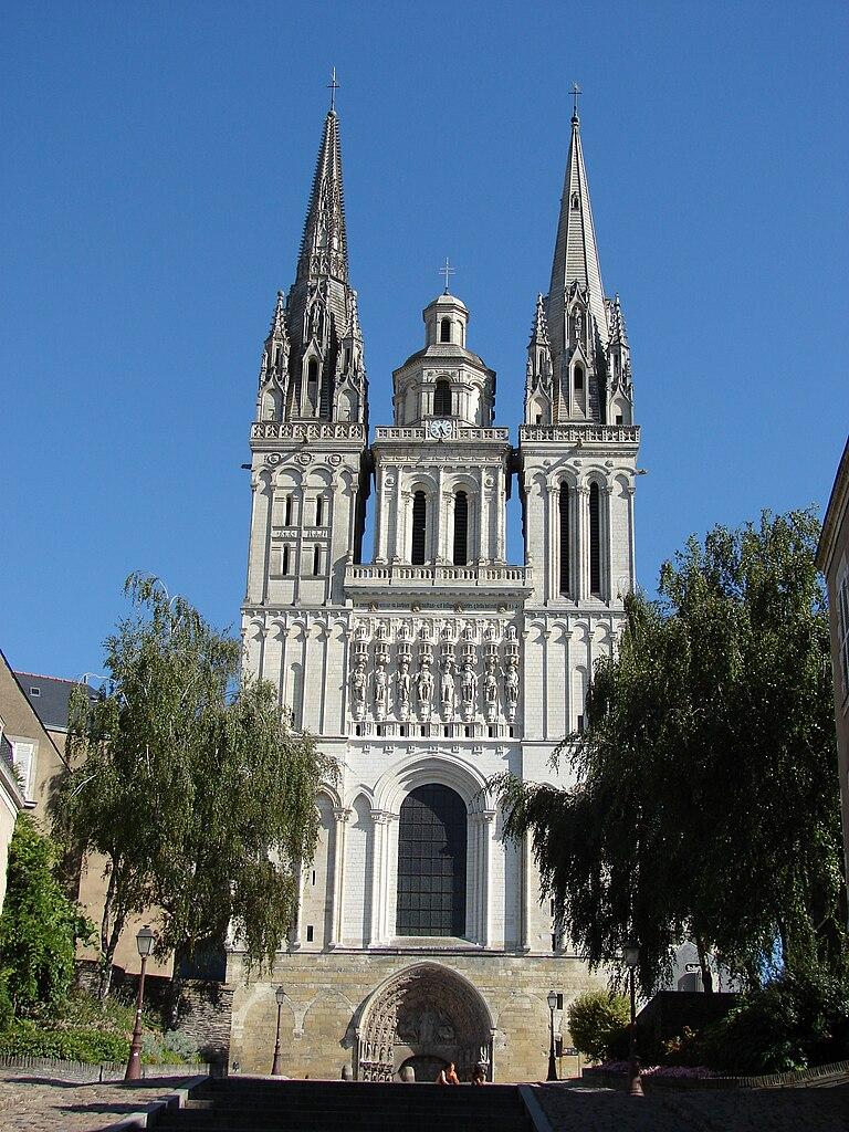 File Cath 233 Drale Saint Maurice D Angers Angers Pays De La
