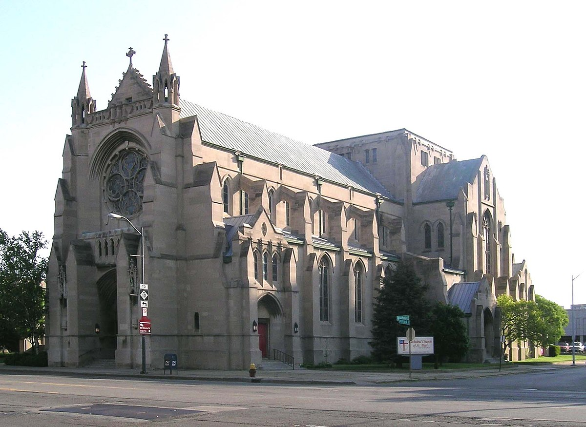 St. Paul's Lutheran Church of Minot, ND