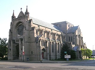 Cathedral Church of St. Paul (Detroit) United States historic place