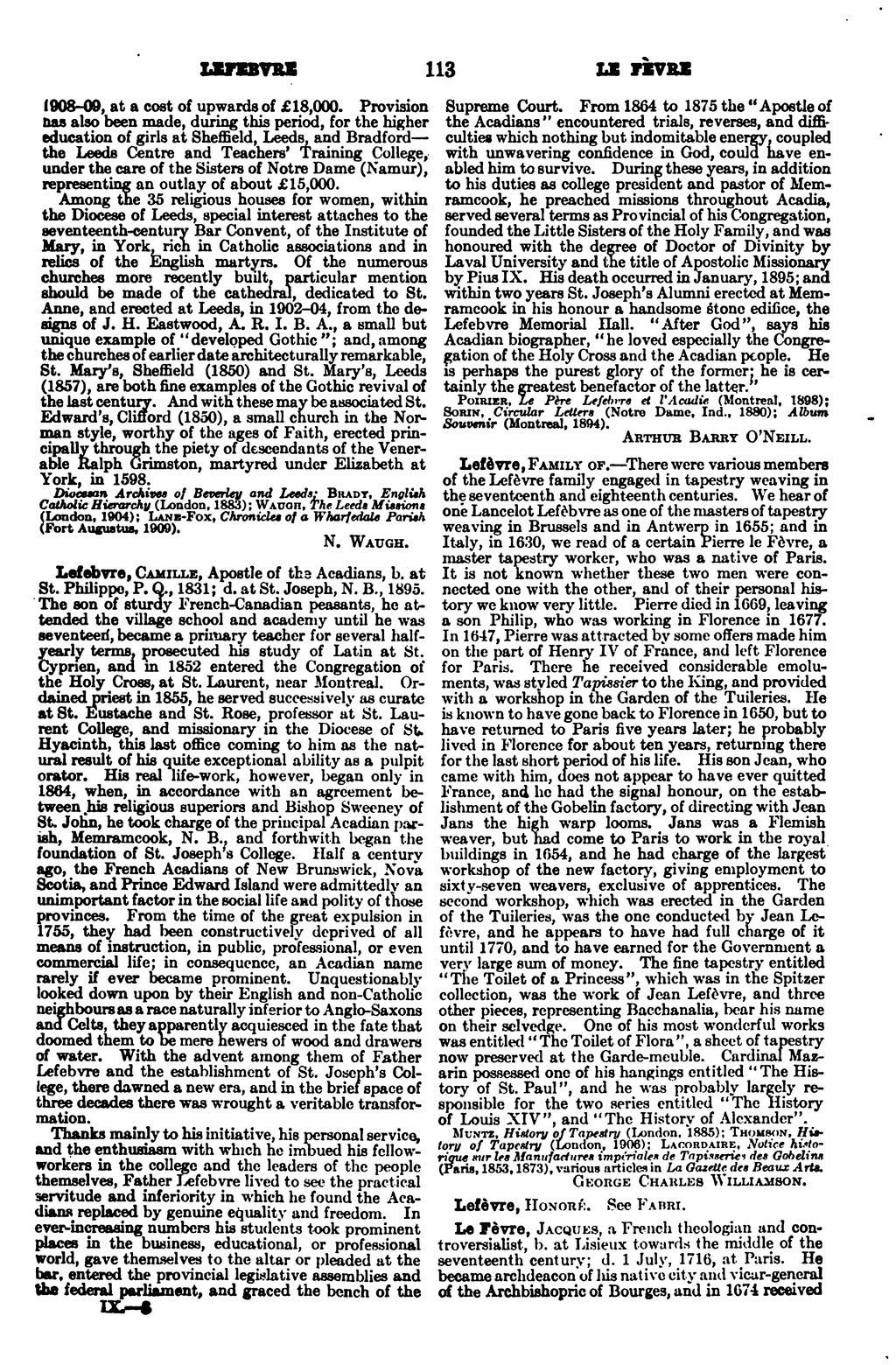 Page Catholic Encyclopedia Volume 9 Djvu 140 Wikisource