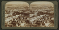 Cattle in the Great Union Stock Yards, the greatest of the live stock markets, Chicago, Ill, from Robert N. Dennis collection of stereoscopic views 5.png