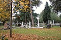 Cemetery, Coventry Road, Bedworth - geograph.org.uk - 583140.jpg