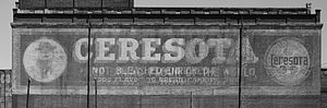 Northwestern Consolidated Milling Company - Sign for Ceresota brand flour
