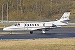 Cessna 550 Citation II, Grafair JP6119095.jpg