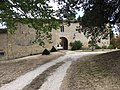 Château de Sérillac entrance building & drive.jpg