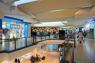 Chadstone Shopping Centre - GF shops in first major expansion area