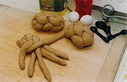 definition of challah
