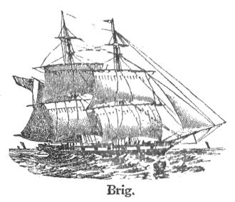 Insurgent privateer - Brig