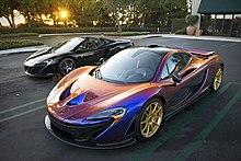 How Much Does A Mclaren P1 Cost >> McLaren P1 — Wikipédia
