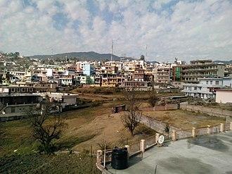 Champawat - Image: Champawat.. panoramio