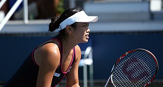 Chan Yung-jan - Chan at the 2009 US Open
