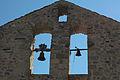 Chapelle Saint-Vincent, détail du clocher, Eus.jpg