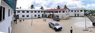 Charity, Guyana - Charity Secondary School