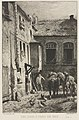 Charles-Émile Jacque - Une Cour à Paris - 1921.1445 - Cleveland Museum of Art.jpg